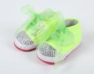 Neon Taşlı Ayakkabı