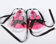 Neon Pembe Ayakkabı